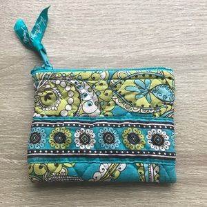 VERA BRADLEY ID Holder / Coin Purse 👛